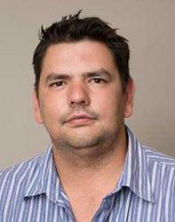 Michael  Bezuidenhout, estate agent